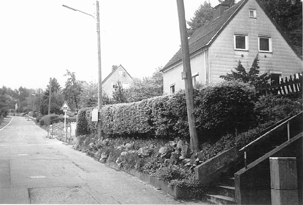 Böhler Weg Ecke Bergfrieden