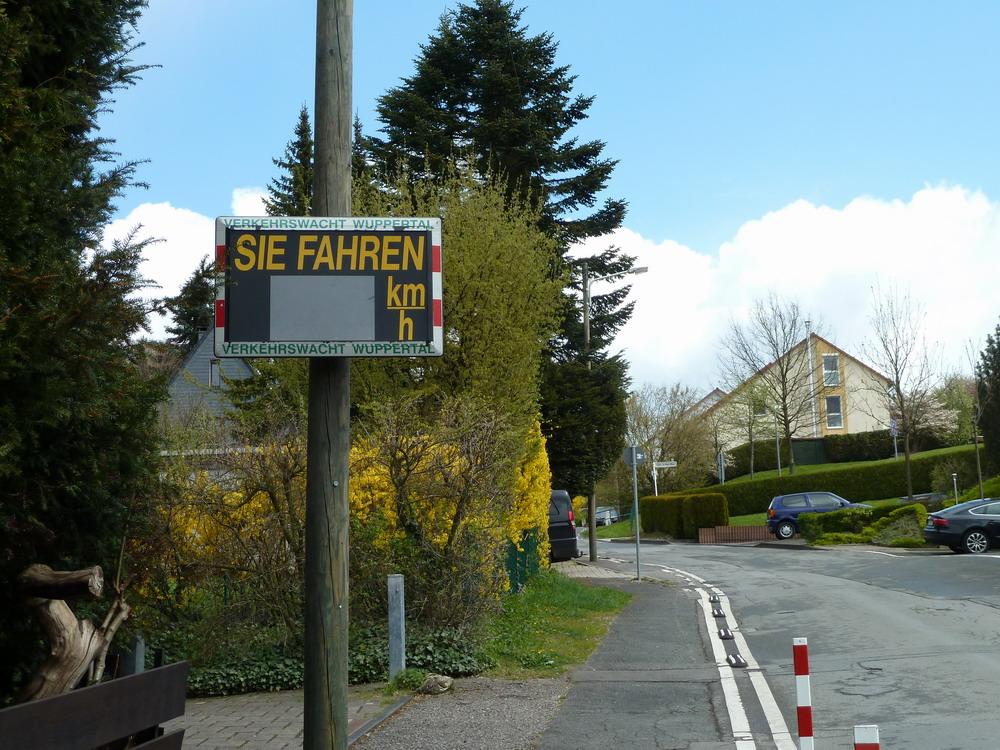 Verkehrswacht Wuppertal: Sie fahren ...