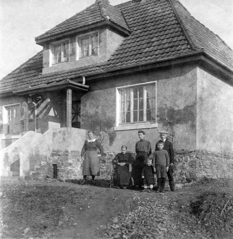 Das Siedlunghaus Bergfrieden 22