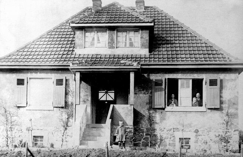 Das Haus Bergfrieden 22